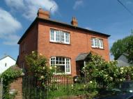 4 bedroom Detached property to rent in Ashill, Cullompton...