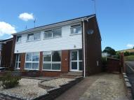 semi detached home in Silverton, Exeter, EX5