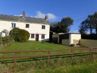 3 bedroom semi detached house in Cheriton Fitzpaine...