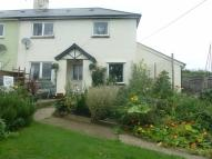 3 bed semi detached house to rent in Brushford, Dulverton...