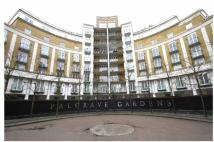 3 bed Apartment to rent in Palgrave Gardens, London...
