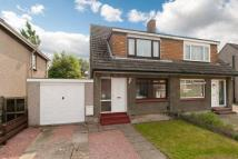 4 bedroom semi detached house for sale in 42 Corslet Road, Currie...