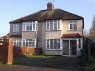 3 bed semi detached house in Amblecote Road, London