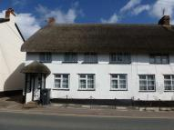 semi detached house in Church Street, Sidmouth...
