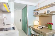 Studio apartment in Chalk Farm Road, Camden...