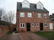 semi detached property to rent in Willow Gardens Station...