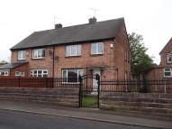 3 bed semi detached house in Potter Hill Lane...