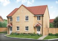 3 bed new home for sale in Stretton Road...
