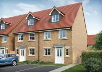 3 bedroom new home for sale in Stretton Road...