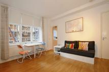 Flat for sale in Abercorn Place...