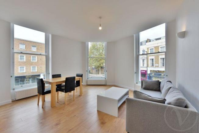 Properties To Rent 1 Bedroom Apartment Chippenham Road Maida Vale W9