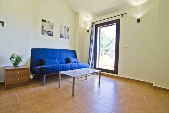 Bedroom 3 upstairs w/ ensuite & terrace w/hot tub