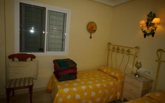 1 of 3 bedrooms in main part of house