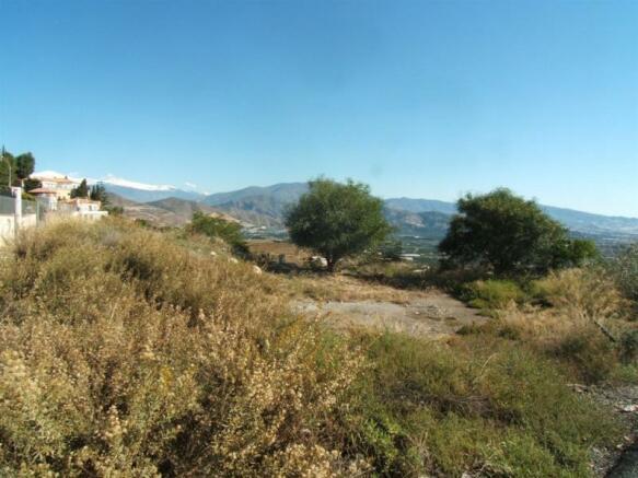 Easy to build on plot in Costa Tropical Granada