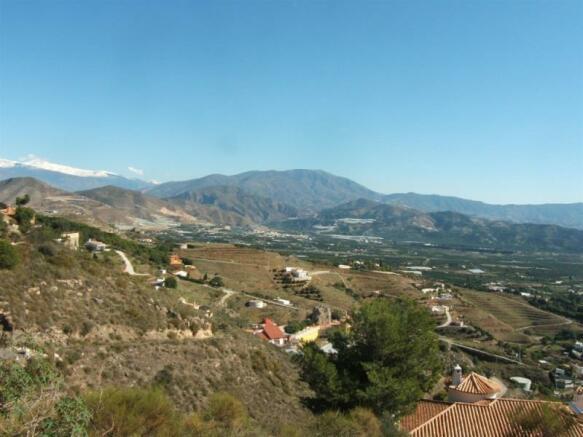 plot for sale in Costa Tropical Granada