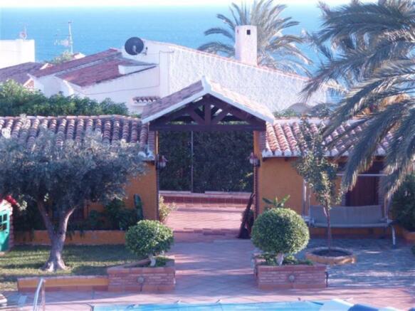 One villa in Andalucia