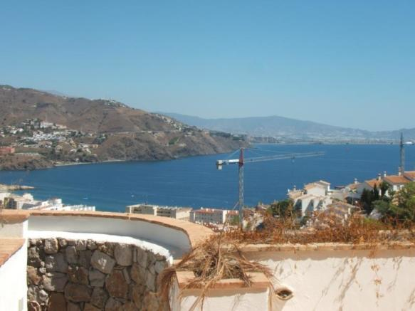Amazing sea view as seen throughout villa in Spain