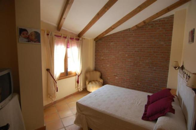 Bedroom of villa for sale in Salobreña