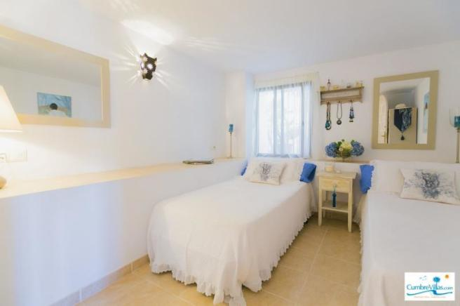 Nice twin room