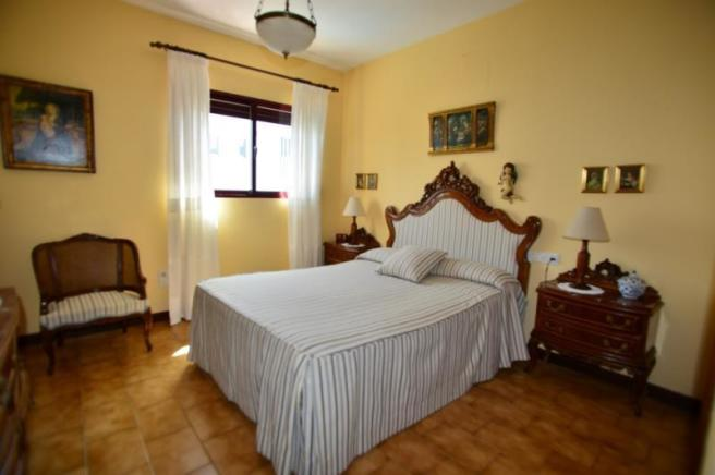 Main bedroom with terrace