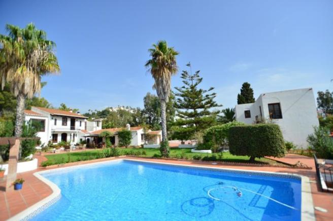 Beautiful Andalusian property in Almunecar