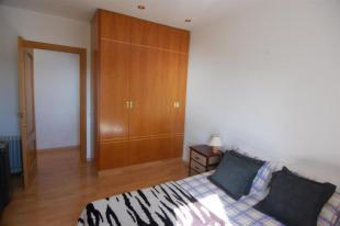 1 of 2 bedrooms in guest wing with great views