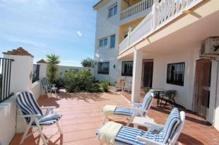 Sunny terrace with unbeatable views