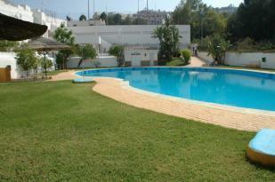 Comunity pool area