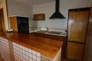 Kitchen of the guest apartment