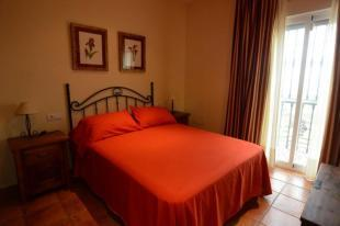 Bedroom 2 in guest apartment