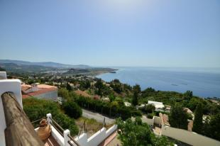 unobstructed views to town& beach of Salobrena