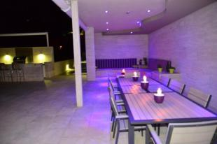 Enjoy magic evenings on this amazing terrace!