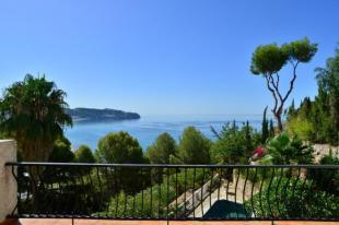 Very nice sea views from terrace