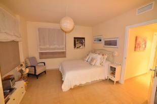Master bedroom with a/c and en suite bathroom