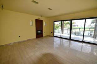 large living room with access to terrace&fireplace