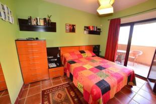 Double bedroom with independent balcony