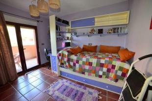 Nice individual bedroom with balcony