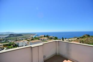 Panoramic views from the top level terrace