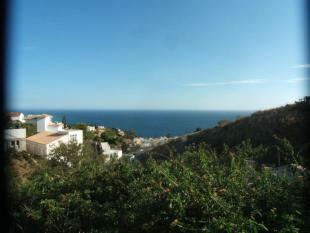 Views from one plot in Salobreña