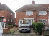 Terraced home in Dorsett Road, Wednesbury...