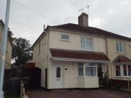 Low Hill Crescent semi detached house to rent