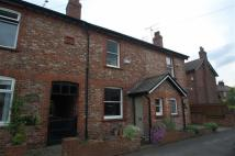 2 bed Terraced house in Moss Lane, Bramhall...