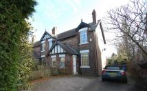 End of Terrace property for sale in Bramhall Lane South...