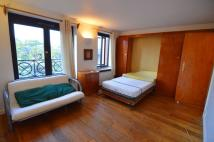 Studio apartment to rent in Discovery Walk, London...