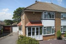 semi detached home in Haw Lane, Yeadon, Leeds...