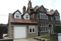 semi detached property in Cross Road, Idle...