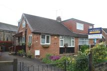 Semi-Detached Bungalow for sale in Church Crescent, Yeadon...