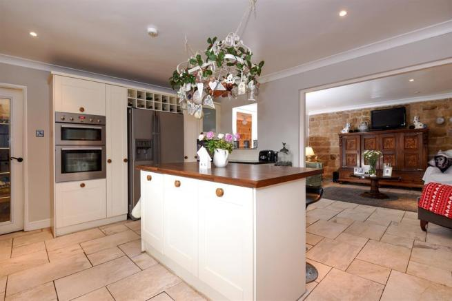 Kitchen and Breakfast Room