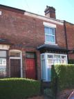 2 bedroom Terraced house in Station Road, Edgbaston...