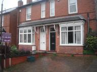 4 bedroom Terraced property in Park Hill Road, Harborne...